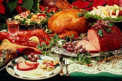 Three bizarre christmas traditions from around the world for American traditional cuisine