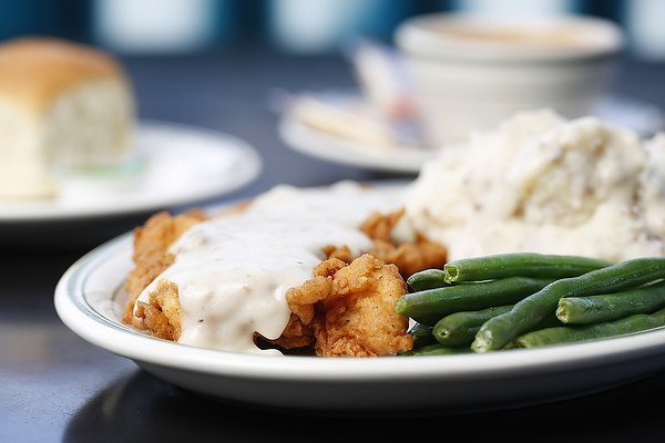 Classic American Food: Fried Chicken