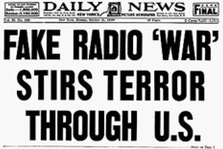 War of the Worlds Radio Panic – Truth or Fiction?